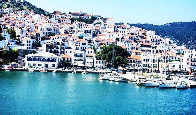 Five incredible Skopelos experiences