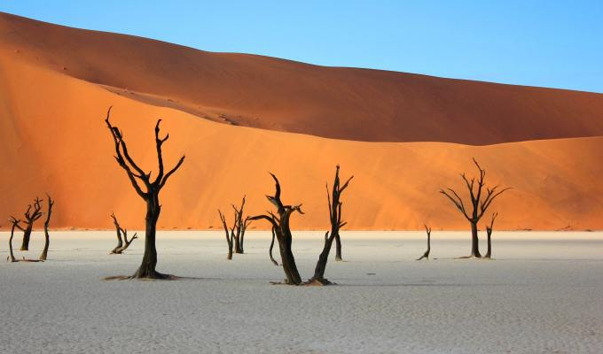 EIGHT REASONS TO VISIT NAMIBIA